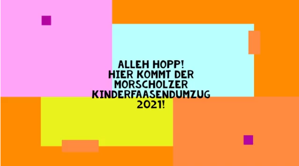 Video des HKV – Kinder-Online-Karnevals-Umzug 2021