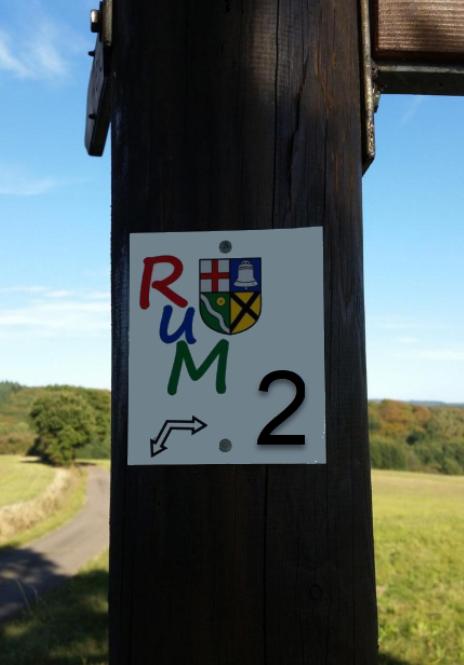 Wanderweg RUM 2